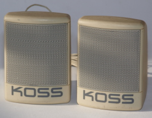 Koss PC Speakers