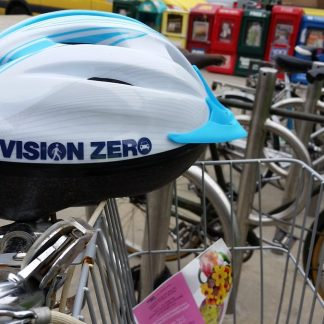 Vision Zero Bike Helmet