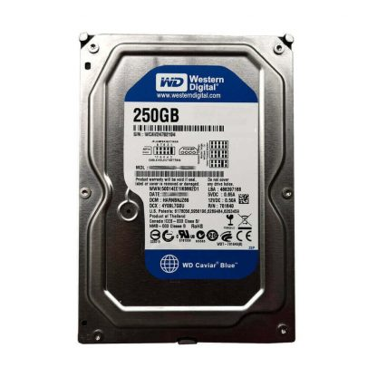 WD2500AAKS