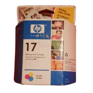 HP 17 Inkjet cartidge