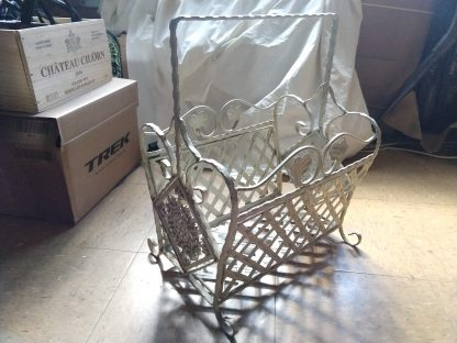 Wrought Iron Plant Holder