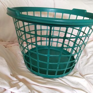 Medium Green Basket