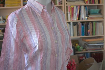 Light Stripe Blouse
