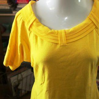 Yellow shirts