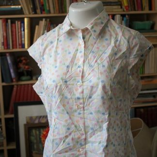 Thomas Pink Dotted Blouse