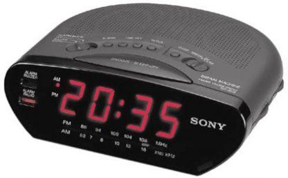 Sony ICF-C211 hi-res