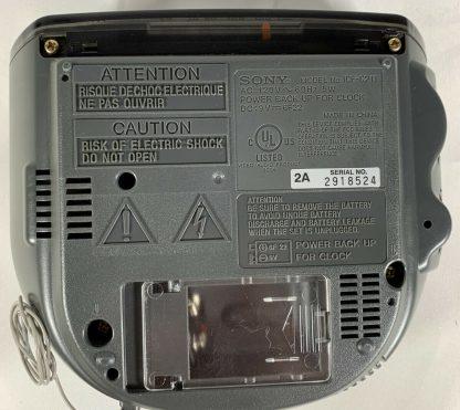 Sony ICF-C211